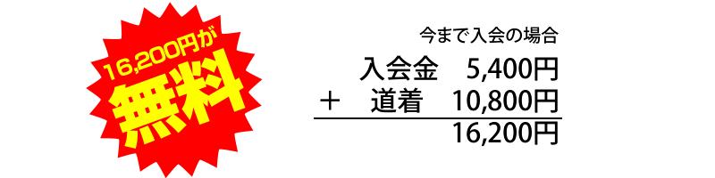 16200円無料.fw